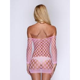 Возбуждающее  Платье-Комбик Bodydre 3866